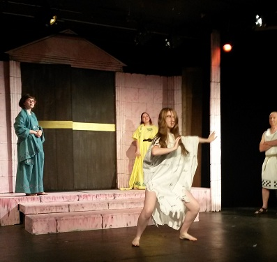 Lysistrata August 11 to 20