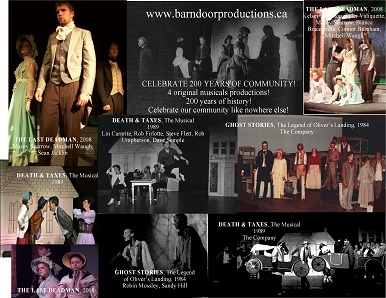 Our Perth 200 shows in past productions