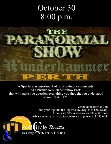 The Paranormal Show