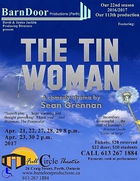 The Tin Woman - April