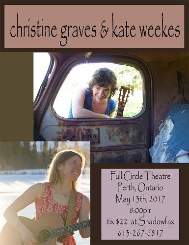 Kate Weekes & Christine Graves