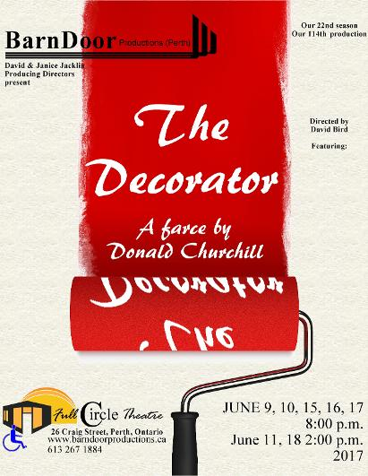 The Decorator poster